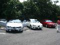 新型アルファの3台