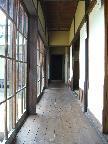 内部の渡り廊下