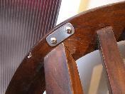 バリ製の椅子