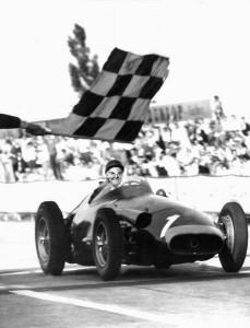 FILE GERMANY MOTOR RACING JUAN MANUEL FANGIO